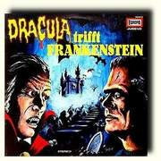 Cover Dracula trifft Frankenstein