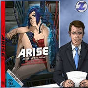 Ghost in the shell -Arise- 3+4