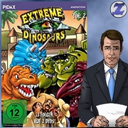 Extreme Dinosaurs (Vol. 2)