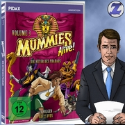 Mummies Alive! (Vol. 3)