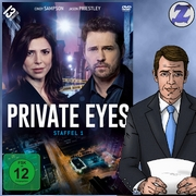 Private Eyes (Staffel 1)