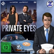 Private Eyes (Staffel 2)
