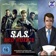 S.A.S - Red Notice