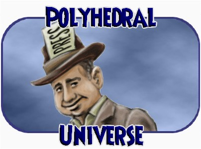 Polyhedral Universe