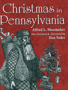 Buchcover Shoemaker - Christmas in Pennsylvania