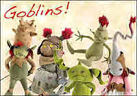 Ari Berk and his Goblins