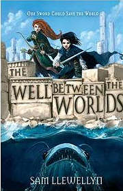 Buchcover - Well between the Worlds