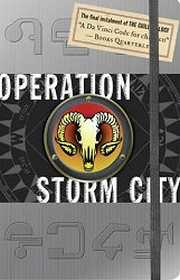 Joshua Mowll - Operation Storm City