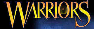 "Serienlogo ""Warriors"""