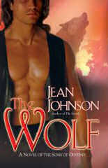 "Cover - ""The Wolf"" von Jean Johnson"