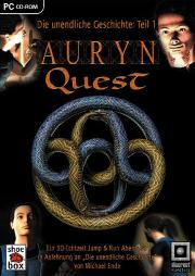PC-Spiel Auryn Quest (Attraction, 2001)