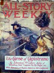 All Story Weekly mit Zorro
