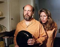 Paul Bartel und Mary Woronov in EATING RAOUL