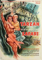 Gordon Scott Tarzan Collection