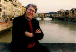 Douglas Preston in Florence (2001)