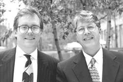 Lincoln Childs und Douglas Preston