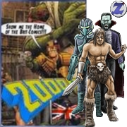 2000 AD - Home of the Britcomics