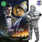 Cover Jane Eyre - Classical Comics