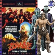 DVD Cover Zombie - Dawn of The Dead