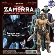 Cover von Professor Zamorra 888