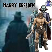 Jim Butcher's Harry Dresden