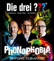 Phonophobia - ??? live on stage