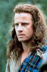 Christopher Lambert als Highlander