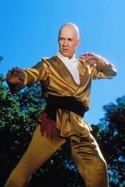 David Carradine als Kwai Chang Caine