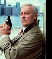 Edward Woodward als der Equalizer