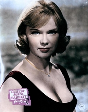 Anne Francis in The Satan Bug