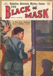 Black Mask, Dez. 1923