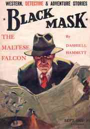 Black mask September 1929