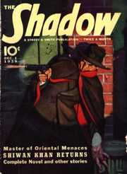The Shadow, Dezember 1939
