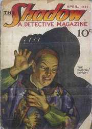 The Shadow, April 1931