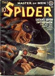 The Spider - Satan's Seven Swordsman