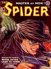 The Spider - When Satan Cane To Town