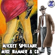 Mickey Spillane - Mike Hammer & Co.