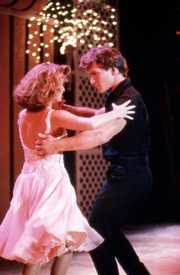 Mit Jennifer Gray in DIRTY DANCING