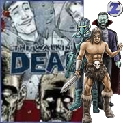 The Walking Dead - Die Comic-Serie