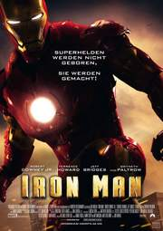 Plakat zu IRON MAN