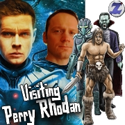 Visiting »Perry Rhodan«