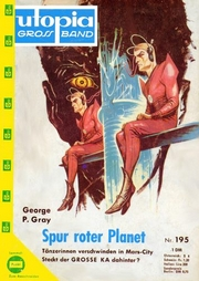 Spur Roter Planet