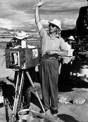 Billy Wilder am Set