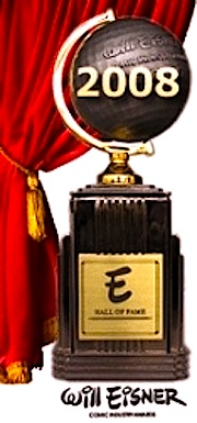 Will Eisner Hall of Fame Award