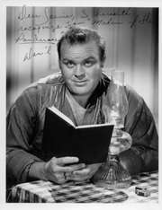 Dan Blocker (1928 - 1971)