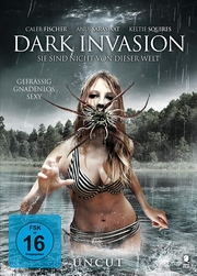 Deutsch DVD Cover Dark Invasion