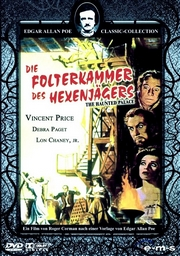 Die Folterkammer des Hexenjägers (The Haunted Palace)