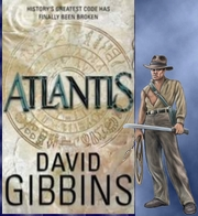 Atlantis von David Gibbins